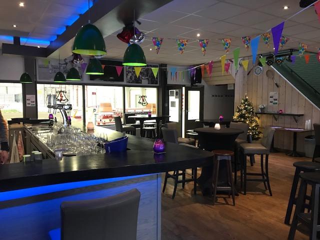 Sportcafé klaar voor Feest